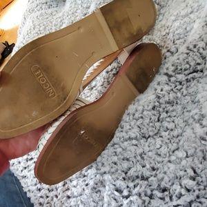 Nicole Shoes - Ladies Nicole slide on sandals